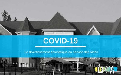 COVID-19: Acrobatic Entertainment for Seniors